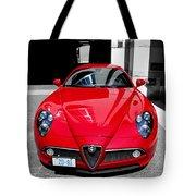 Alfa Romeo 1c Tote Bag