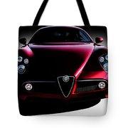 Alfa Romeo 8c Tote Bag