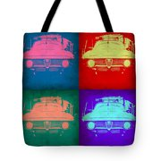 Alfa Romeo  Pop Art 1 Tote Bag