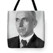 Alfred Lothar Wegener (1880-1930) Tote Bag