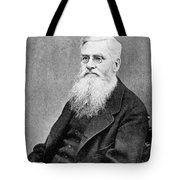 Alfred Russel Wallace (1823-1913) Tote Bag