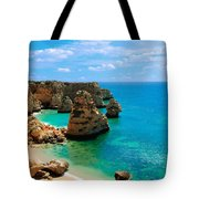 Algarve Beach - Portugal Tote Bag