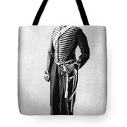 Algeria French Soldier Tote Bag
