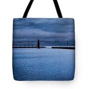 Algoma's Blue Hour Tote Bag
