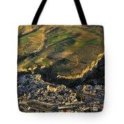 Alhama De Granada Volcanic Lands Tote Bag