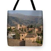 Alhambra Tote Bag