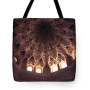 Alhambra Sculpted Domed Ceiling Tote Bag
