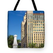 Alhambra Towers - 1 Tote Bag