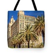 Alhambra Towers - 2 Tote Bag