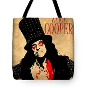 Alice Cooper 1 Tote Bag