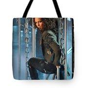 Alicia Keys Tote Bag
