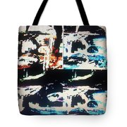 Alien Abduction Tote Bag