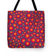 Alien Eggs Tote Bag