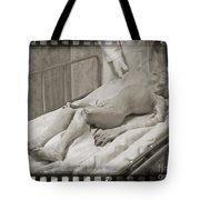 Alien Fan Art Tote Bag