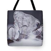 Alien Forest Tote Bag