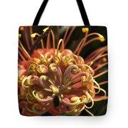 Alien Or Flower Tote Bag