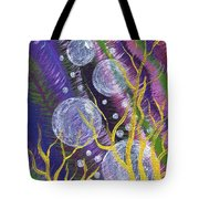 Alien Sea Tote Bag