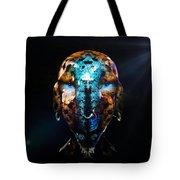 Alien Wise Man Tote Bag