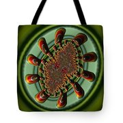 Aliens Feeding Phone Cases And Cards Tote Bag