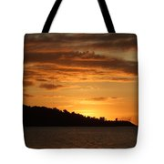 Alight With The Sun Tote Bag