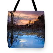 Alive And Well In Maine Tote Bag