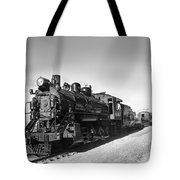 All Aboard Tote Bag by Robert Bales