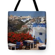 All About The Greek Lifestyle Tote Bag