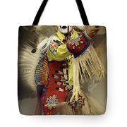Pow Wow All About Time Tote Bag