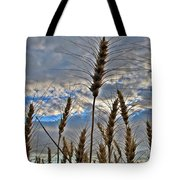 All About Wheat Tote Bag