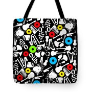 All Abut Music  Tote Bag