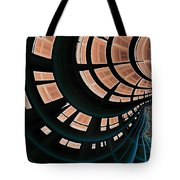 All Along The Watchtower Ix Tote Bag