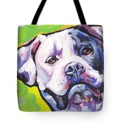 All American Bully Tote Bag