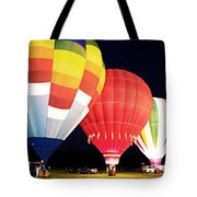 All Blown Up Tote Bag