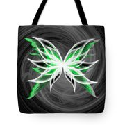 All But Green Tote Bag
