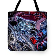 All Chromed Out Tote Bag