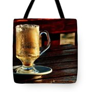 All Coffeed Out  Tote Bag