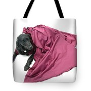 All Dressed Up And No Where To Go Tote Bag