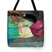 All Dressed Up And Nowhere To Swim Tote Bag