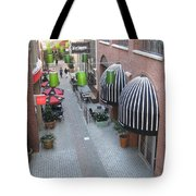All Dressed Up With No Place To Go Tote Bag
