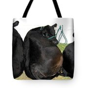All Eyes Front Tote Bag