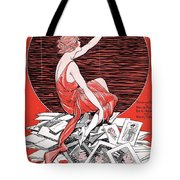 All For The Love Of Mike Tote Bag