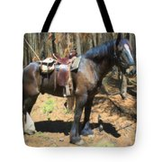 All Geared Up Tote Bag
