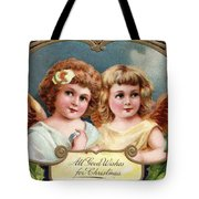All Good Wishes For Christmas Tote Bag