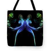 All Guns Blazing 1 Tote Bag