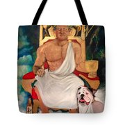 All Hail Head Of Maintenance Tote Bag
