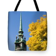 All Hallows By The Tower Tote Bag