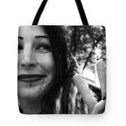 All I Allow Tote Bag