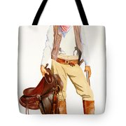 All I Want Is A Horse Tote Bag