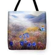 All In A Dream - Impressionism Tote Bag