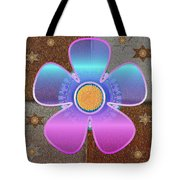 All In With Colors Tote Bag